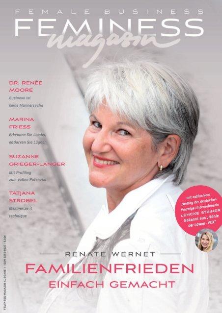 Feminess Magazin - Leseprobe mit Link zur Vollversion