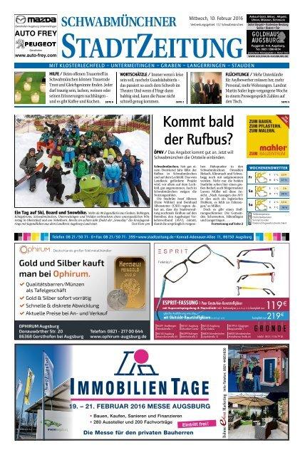 112 Schwabmünchen 10.02.2016