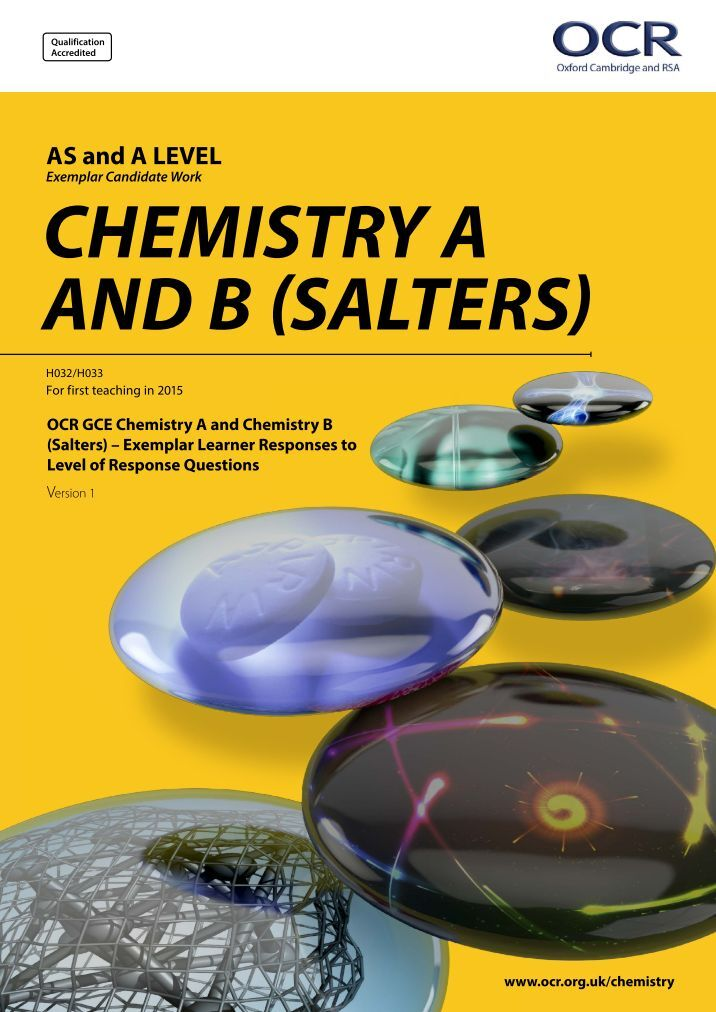 a2 level chemistry coursework A level courses as/a2 level a level courses students purchasing more than one a level course can receive a 5% discount by applying the following code.