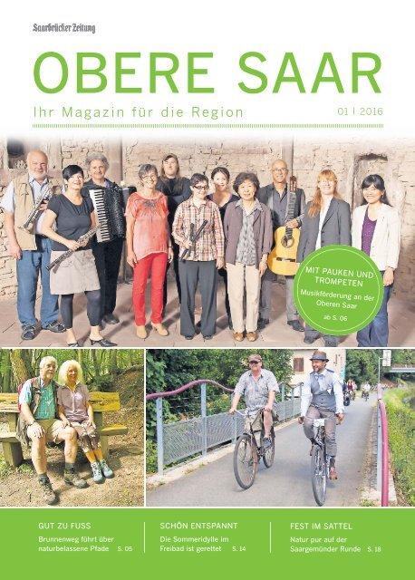 Gemeindemagazin Obere Saar, Ausgabe 01|2016