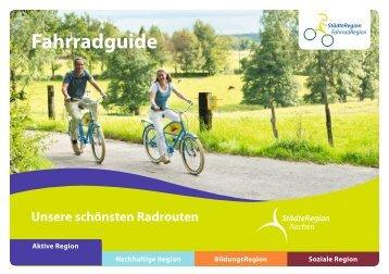 Fahrradguide StädteRegion Aachen