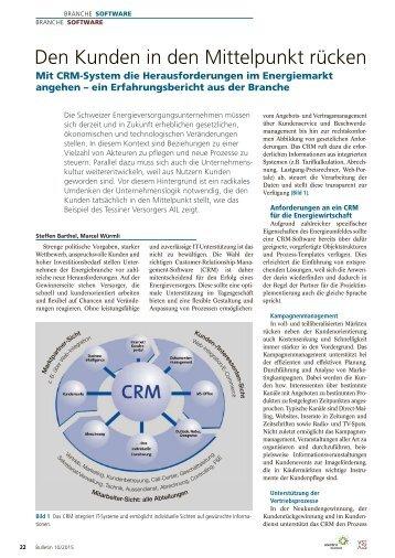 Aziende Industriali di Lugano (AIL), Referenzbericht, Bulletin 10-2015
