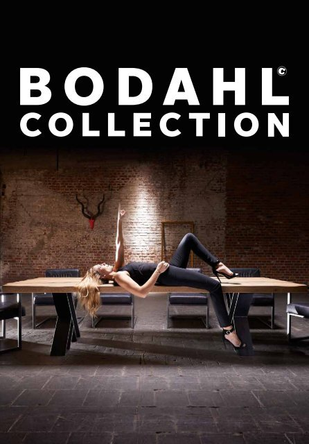 Bodahl Möbel Collection 2016