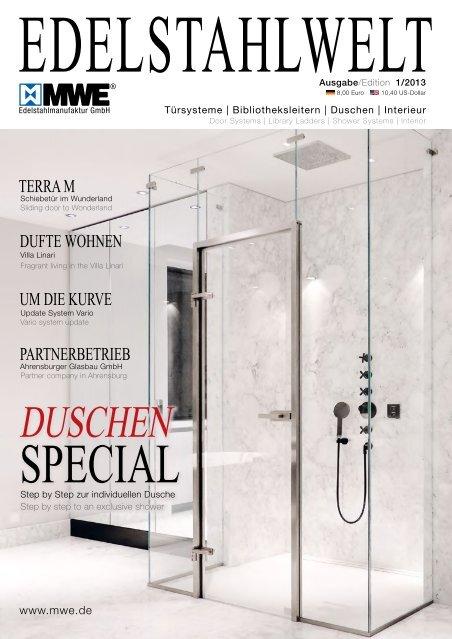 MWE Edelstahlwelt Ausgabe 3