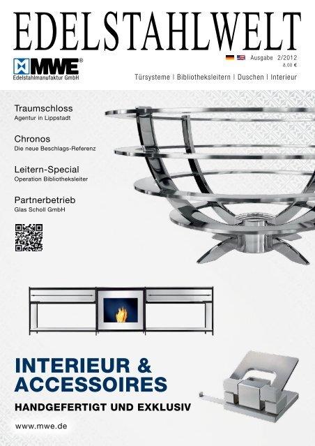MWE Edelstahlwelt Ausgabe 2