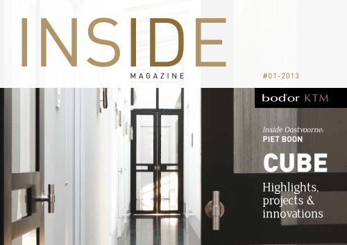 Bodor KTM INSIDE Magazine