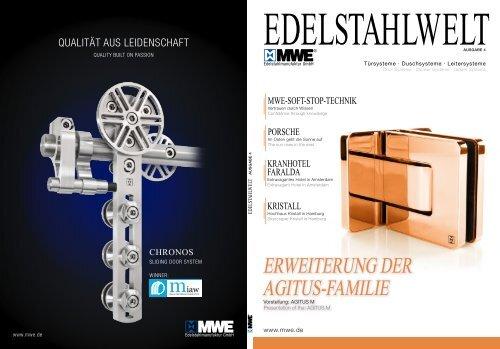 MWE Edelstahlwelt Ausgabe 4