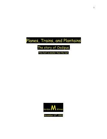 plantains
