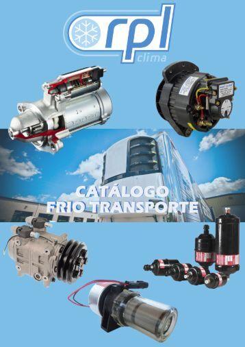 FRIO TRANSPORTE