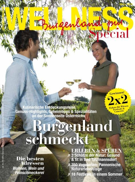 WELLNESS Magazin Exclusiv - März 2016