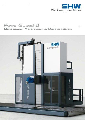 SHW PowerSpeed 6