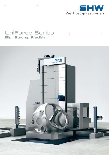 SHW UniForce Series