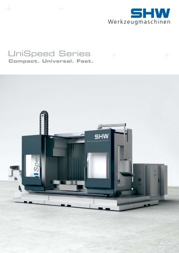 SHW Unispeed Series