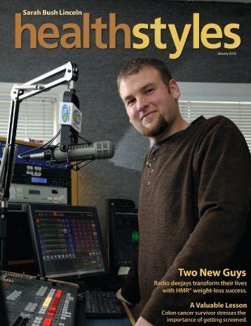 Health Styles January 2016