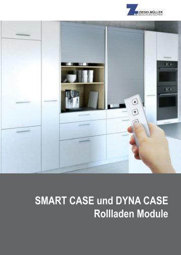 SMART CASE und DYNA CASE Rollladen Module