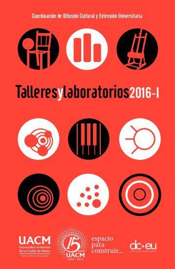 Talleresylaboratorios2016-I