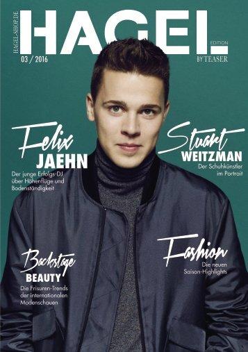 HAGEL Magazin 0316
