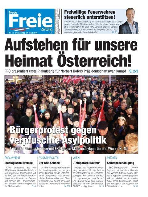 Aufstehen für unsere Heimat Österreich