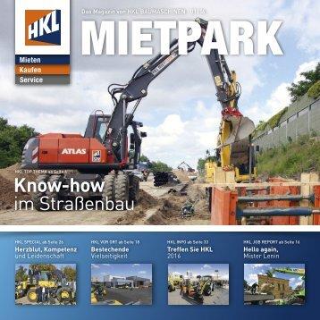 Mietparkmagazin 01|16