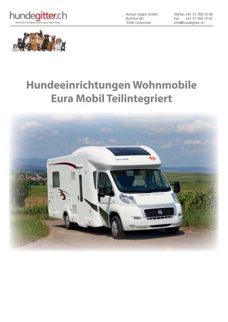 Hundeeinrichtungen_Wohnmobile_Eura-Mobil_Teilintegriert