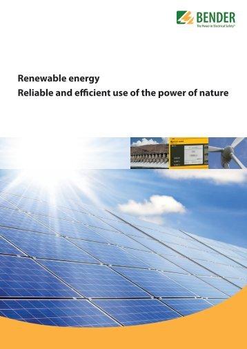 Bender Renewable Energy