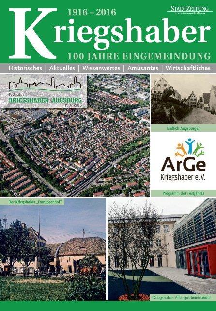 100 Jahre Kriegshaber 30.03.2016