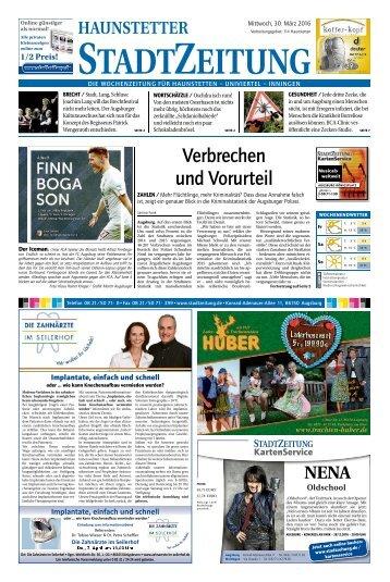 114 Augsburg - Haunstetten 30.03.2016