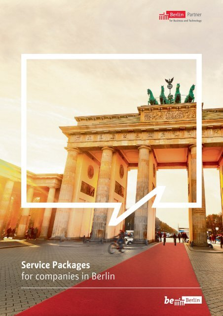 Service Packages for Investors in Berlin