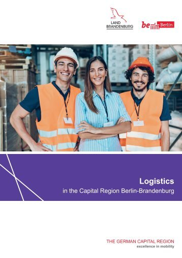 Logistics in the Capital Region Berlin-Brandenburg