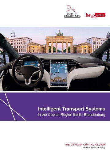 Intelligent Transport Systems in the Capital Region Berlin-Brandenburg