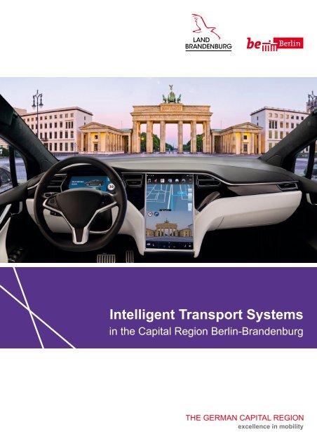 Intelligent Transport Systems in the Capital Region Berlin-Brandenburg