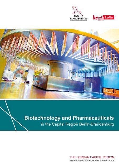 Biotech and Pharma in the Capital Region Berlin-Brandenburg