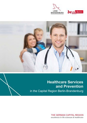 Healthcare Services and Prevention in the Capital Region Berlin-Brandenburg