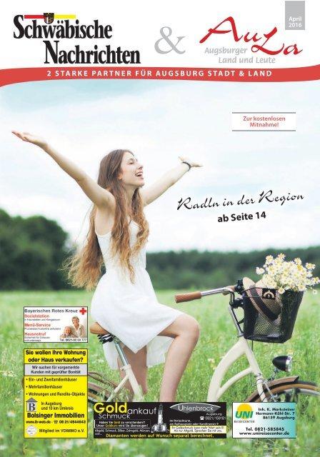 Schwäbische Nachrichten & AuLa - April 2016