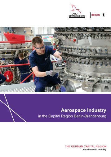 Aerospace Industry in the Capital Region Berlin-Brandenburg