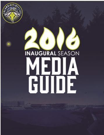 2016 MEDIA GUIDE 1
