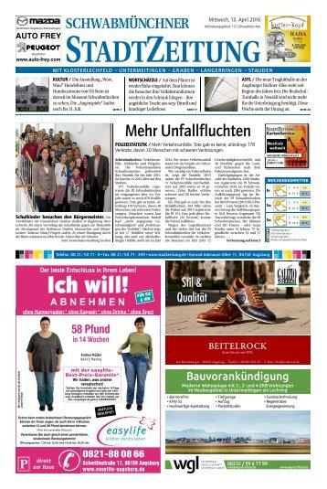 112 Schwabmünchen 13.04.2016