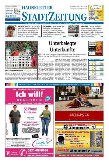 114 Augsburg - Haunstetten 13.04.2016