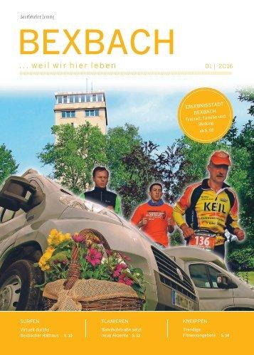 Stadtmagazin Bexbach 01|2016
