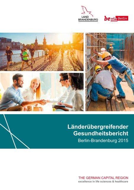 Länderübergreifender Gesundheitsbericht Berlin-Brandenburg 2015