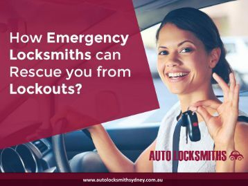 How Automotive Locksmith assists you during Emergency
