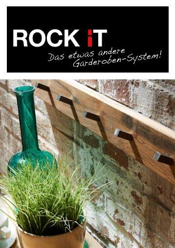 Vintage Garderobenmöbel - Rock it