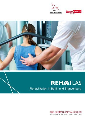Rehabilitation in Berlin und Brandenburg