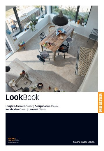 MeisterWerke Lookbook für Classic Sortiment