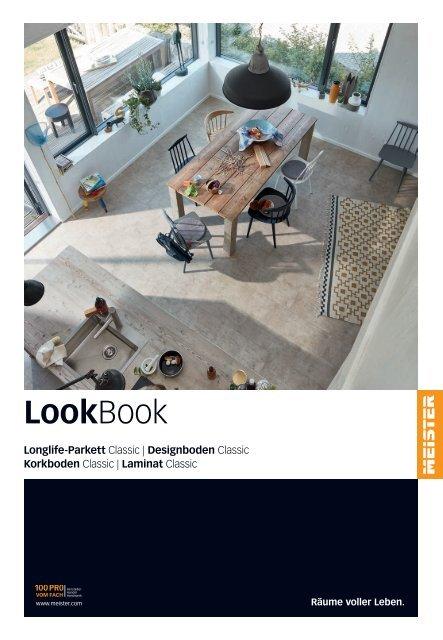 MeisterWerke Lookbook für Classic Laminat
