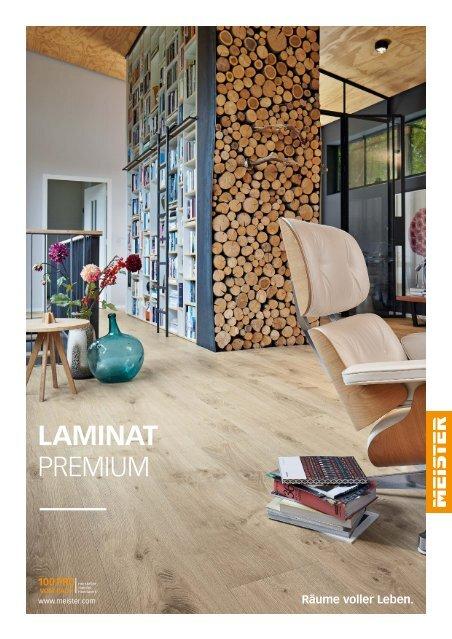 MeisterWerke Lookbook für Premium Laminat