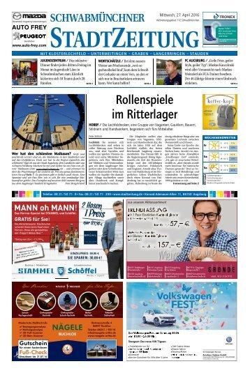 112 Schwabmünchen 27.04.2016
