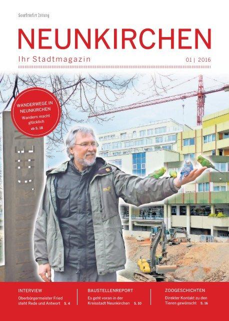 Stadtmagazin Neunkirchen 01|2016