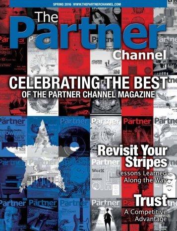The Partner Channel Magazine Spring 2016