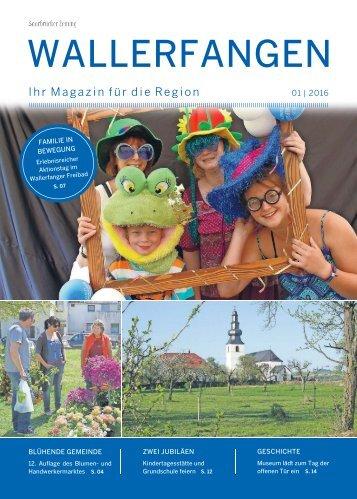 Gemeindemagazin_Wallerfangen 01|2016